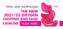 2021/22 Oxygen Lighting and Fans Catalog